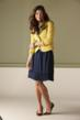 mustard womens blazer