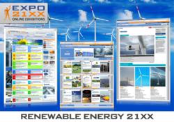 Overview of the renewable energy trade fair