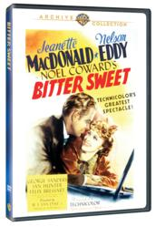 Bitter Sweet, starring Jeanette MacDonald-Nelson Eddy available exclusive through Movies Unlimited