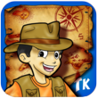 Treasure Kai and the Lost Gold of Shark Island available on the App Store