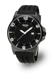 Boccia Titanium Mens Watch, 3535-02