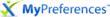 MyPreferences logo