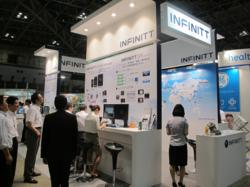 INFINITT is promoting the extensive line of medical imaging information solutions to the customers at IMHS 2011.