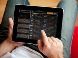 A Real-Time Arbitrage Solution for the iPad