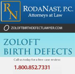 Zoloft Birth DefectLawyers