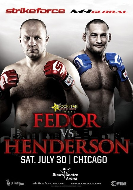 Watch Strikeforce M1 Fedor Vs Henderson full video