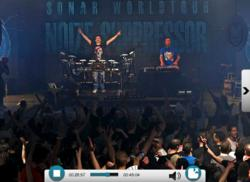 Noize Suppressor Sonar World Tour