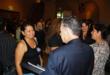 Hispanic small business owners network at the Su Socio de Negocios Breakfast event