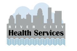 River City Health Services Logo