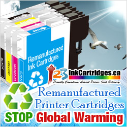 Remanufactured Printer Cartridges