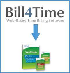 Bill4Time QuickBooks Connector Application