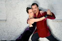 2011 USA Tango Champions Sidney Grant and Gayle Madeira donate winning proceeds to Ballroom Basix non-profit