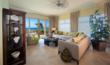 Living room of The Venetian Grace Bay, Providenciales, Turks and Caicos.