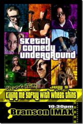 Sketch Comedy Underground at The Little Opry Theatre located at Branson's IMAX Entertainment Complex