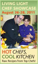 Living Light Chef Showcase: Hot Chefs, Cool Kitchen