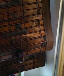 vista bamboo blinds