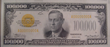 "The public can see examples of $100,000 bills in the U.S.  Treasury's ""Bureau of Engraving and Printing ""Billion Dollar Display"" at the National Money Show in Atlanta, Feb. 17 - Mar. 1, 2014."