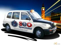 SEO specialist taxi advertising