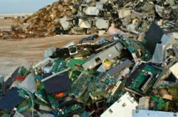 Increased concern of e-waste build up.