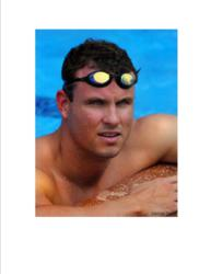 14th FINA World Championship Finalist George Bovell