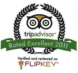 Southern Vacation Rentals Rated Excellent