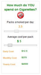 Cigarette Cost Calculator