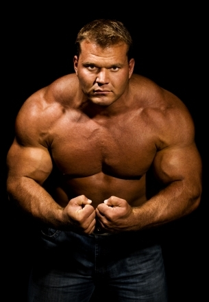 America's Strongest Man, World's Strongest Police Officer ...Derek Poundstone Strongman