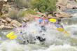 Colorado River Rafting on the Arkansas.