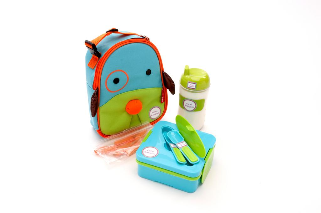 Dishwasher Safe Labels Daycare Back-To-School: Name Bubbles Labels Keep Your Kids' School ...