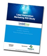 2011 Lead Generation Marketing ROI Study