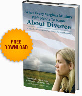 Divorce Process In Virginia Beach
