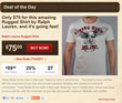 Volusion's New Deal of the Day Feature Capitalizes on Growth of Popular Daily Deal Sites