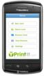 Electronic Business Card App Yprintit.com for IPhone and Android, to...