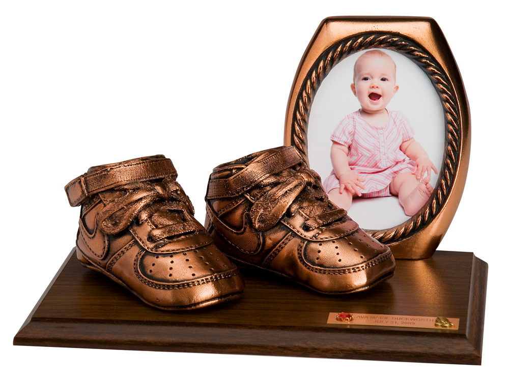 Baby Shoes To Be Bronzed