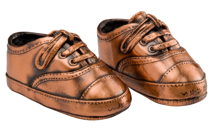 Original Baby Shoe Bronzing Company Rolls Out New Website