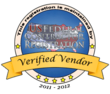 US Federal Contractor Registration Awards Verified Vendor Seal to S...