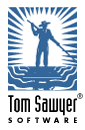 Tom Sawyer Software is the leading provider of professional software and services that enable organizations to build highly scalable and flexible data visualization and social network analysis applications.