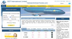 VietnamAirlinesTickets.com's Visa promotion saves time and money for travelers headed to Vietnam and the surrounding region.