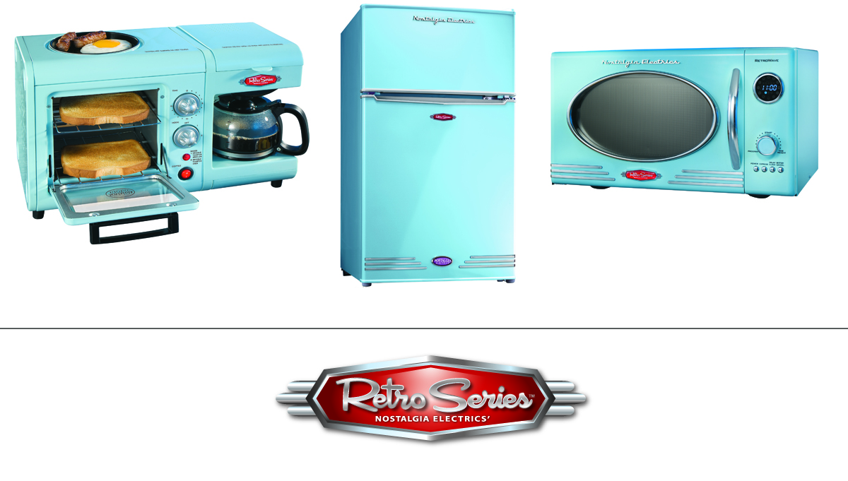 Nostalgia Electrics Retro Series Kitchen Appliances Part 26