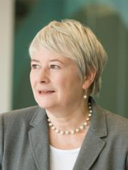 Joan MacNaughton, Alstom Senior Vice President for Power & Environmental Policies
