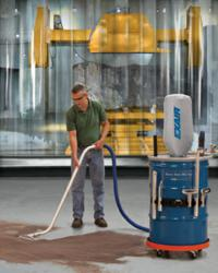 110 Gallon Premium Heavy Duty Dry Vac System from EXAIR