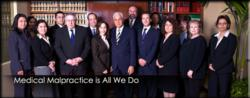 medical malpractice law firm, medical malpractice attorney, wrongful death attorney