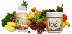 MannaFeast™ and V-Locity 3X™ are MannaLife International's ultimate energy solution.