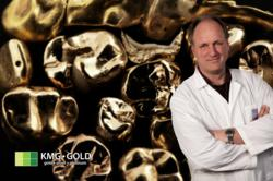 KMG Gold Recycling president and gold expert Michael Gupton
