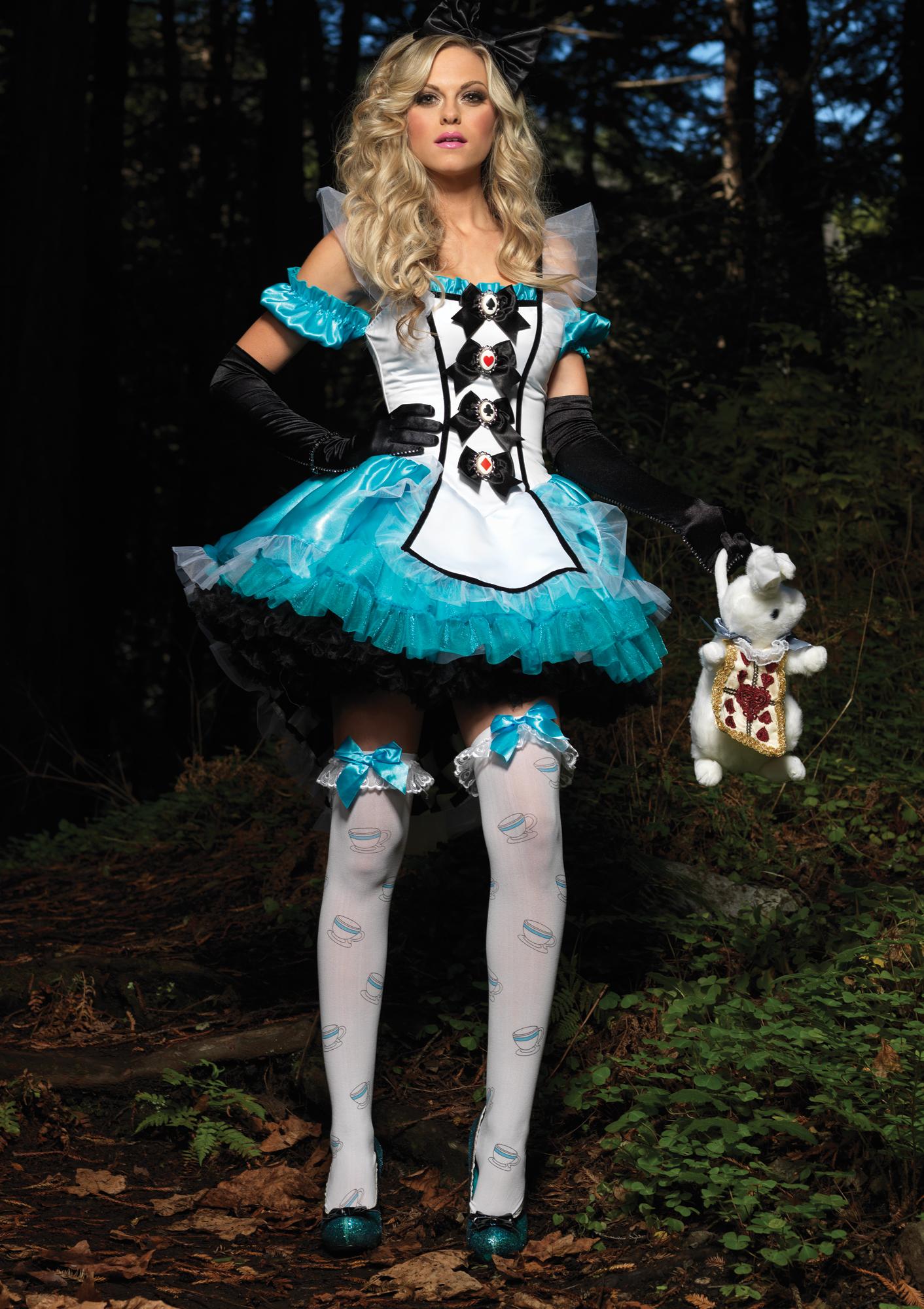 Chelsea Manor Unveils Its Sexy Halloween Costume