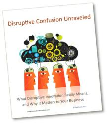 Disruptive Confusion Unraveled ebook cover