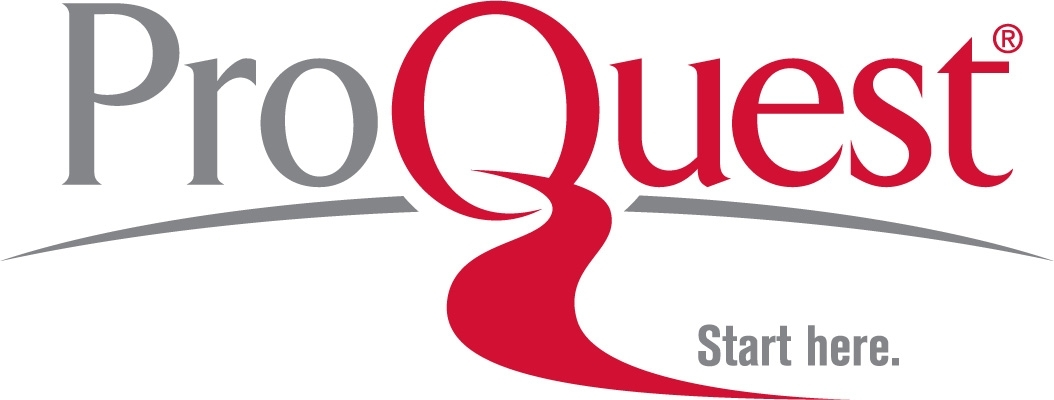 Logotipo do ProQuest