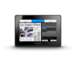 The PressReader app will be pre-loaded on the upcoming BlackBerry PlayBook Tablet with OS2.0.