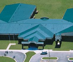 Olympia Steel Buildings Standing Seam Roof