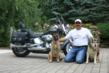 Ten States in Ten Days -- A Motorcyclist Rides into Town in Support of Needy Animals